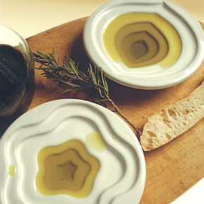 Olive Oil Dipping Dishes